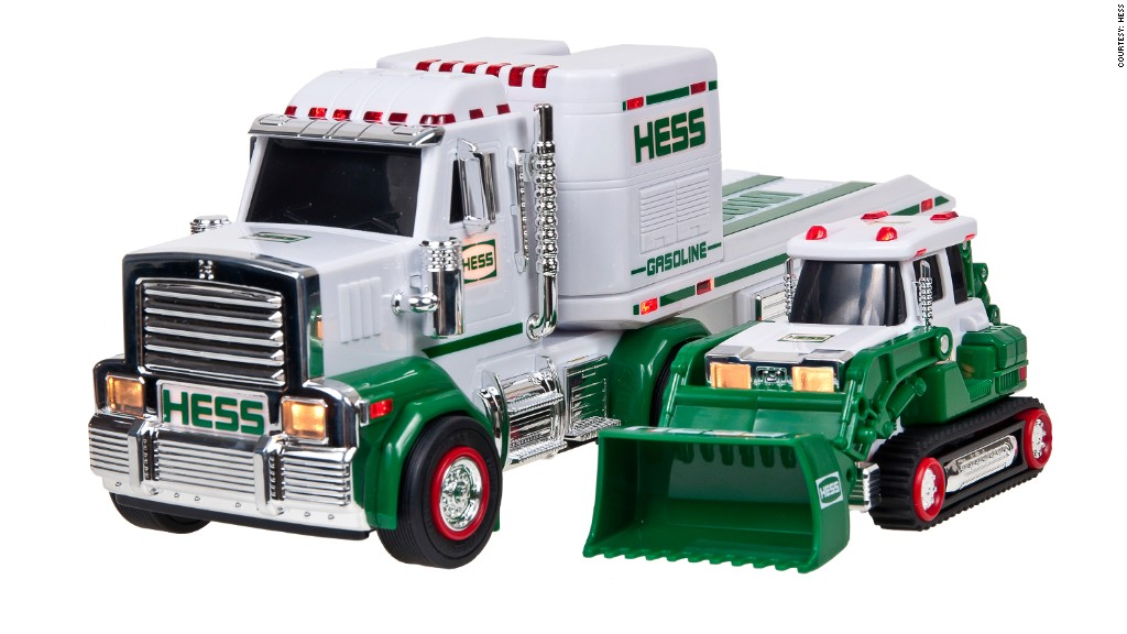 Hess toy trucks survive stations' sale - May. 22, 2014