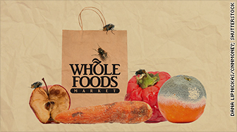 whole foods rotten