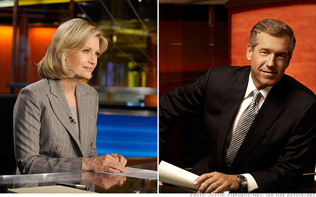 brian williams diane sawyer
