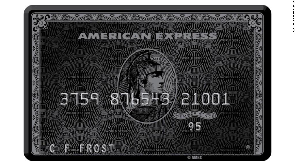 wealth american express centurion