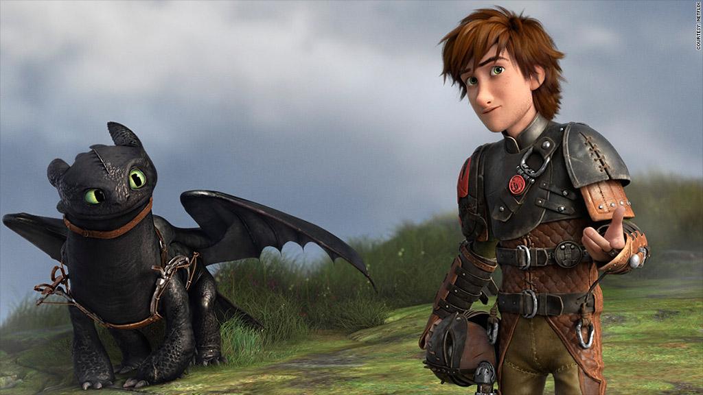 netflix dragon