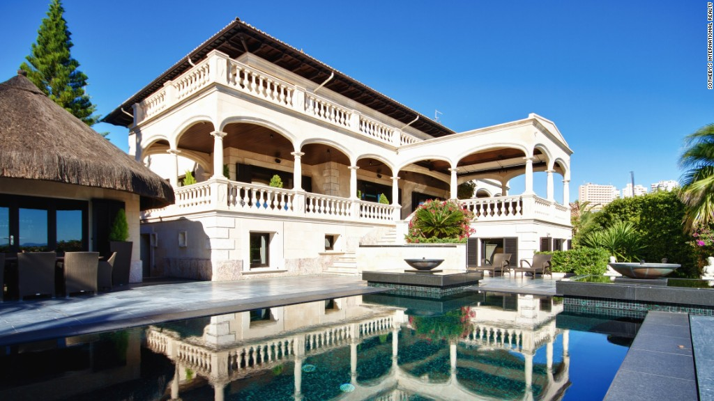 What $25 million buys around the world
