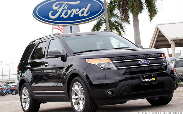 ford recalls affect 1 4 million vehicles may 29 2014. Cars Review. Best American Auto & Cars Review