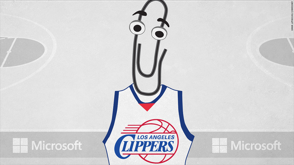 clippy the clipper