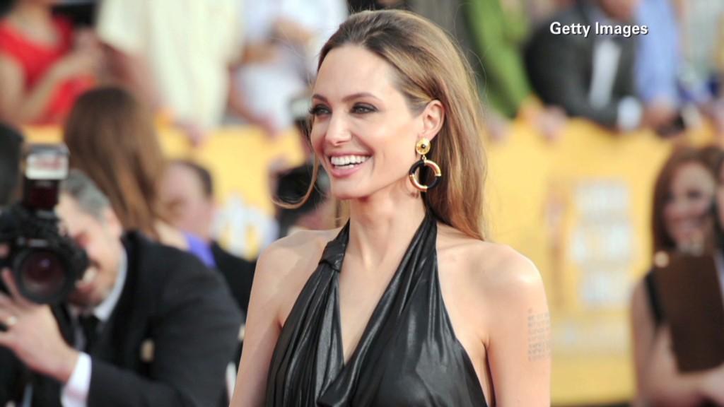 "Angelina Jolie's ""Maleficent"" millions"