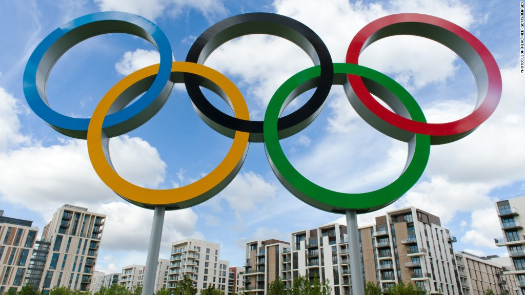 olympic costs