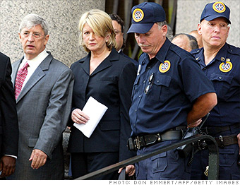 martha stewart insider trading scandal Many believe that martha stewart went to prison due to insider trading  for his  involvement in the yet unresolved fast and furious scandal.
