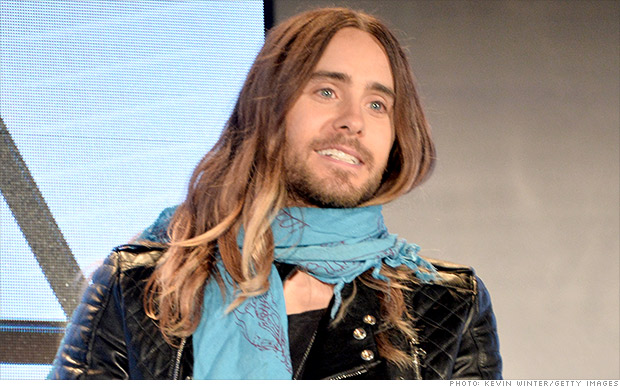 Jared Leto's new role: Venture capitalist