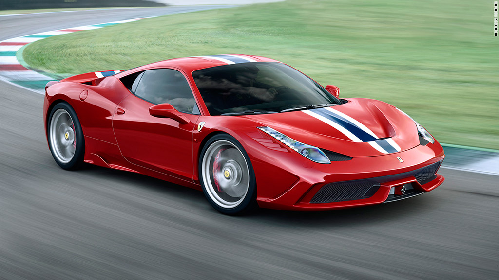 Sports Car Ferrari 458 Speciale Best Cars For The