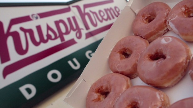 Krispy Kremed: Stock plunges