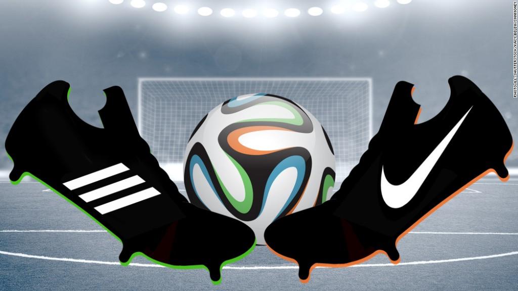 world cup adidas nike
