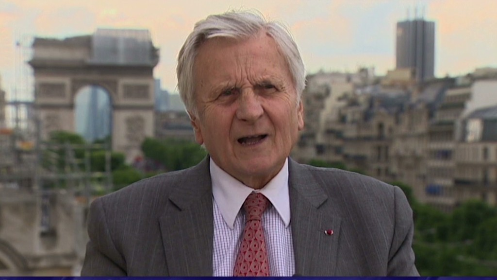 Trichet: Possible fine against BNP unjust