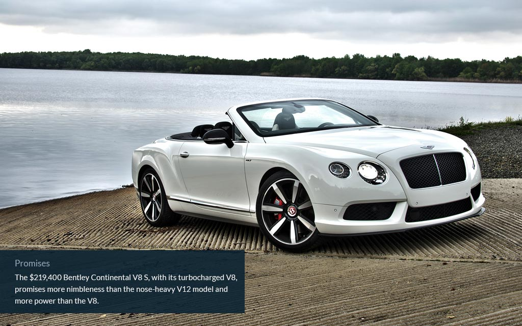 no slide name set bentley 39 s v8 convertible now with. Black Bedroom Furniture Sets. Home Design Ideas