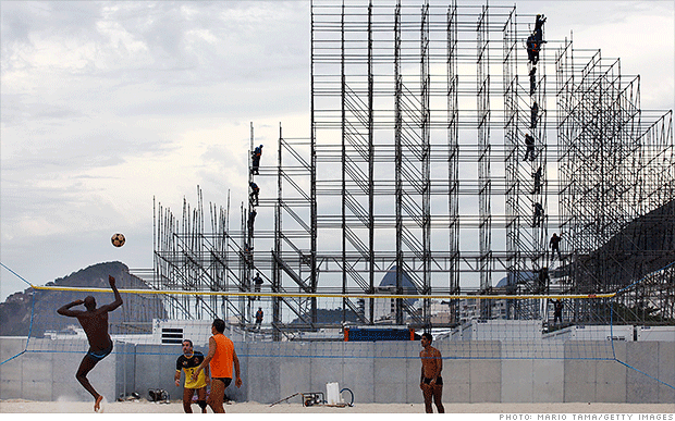 brazil world cup construction