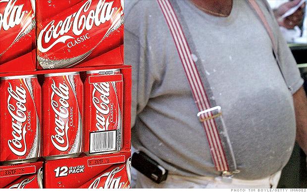 coca cola obesity
