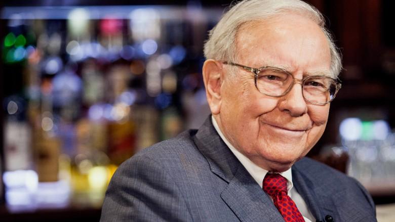 Warren Buffett: 'America's never been greater'
