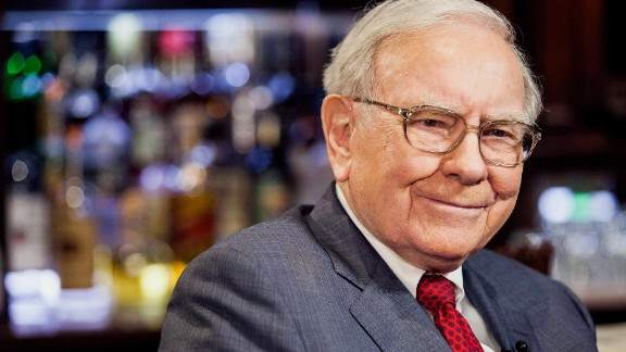 spend like buffett