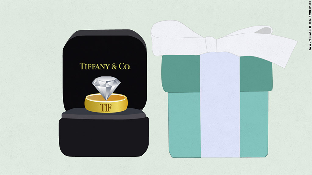 tiffany stock