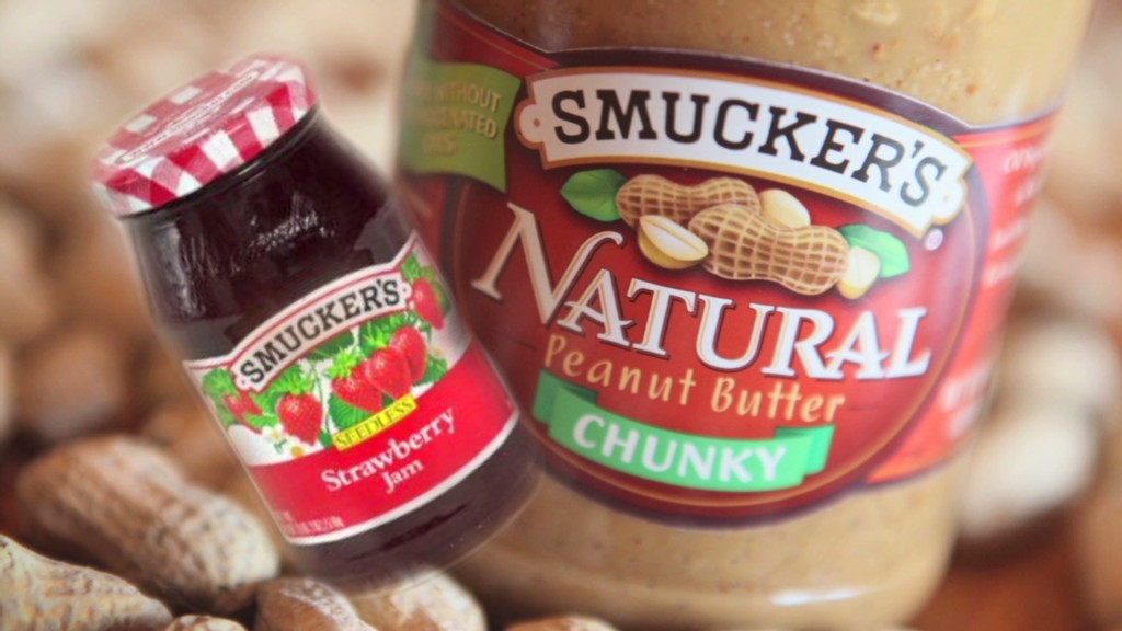 Smuckers soars, but is trouble brewing?