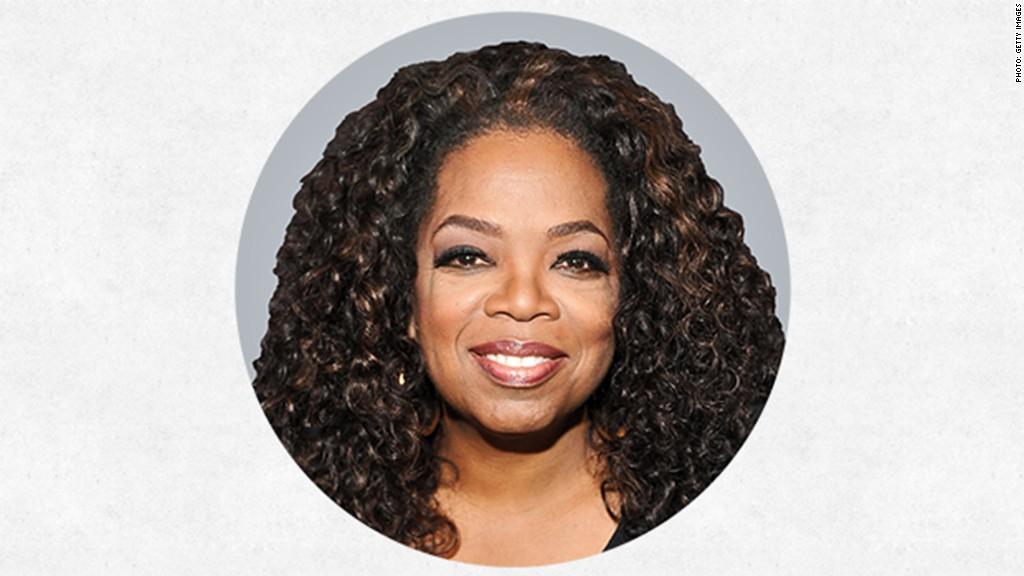 billionaire oprah