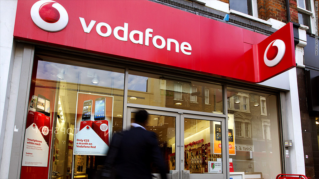 Vodafone CEO: 'We want Britain to remain in Europe'