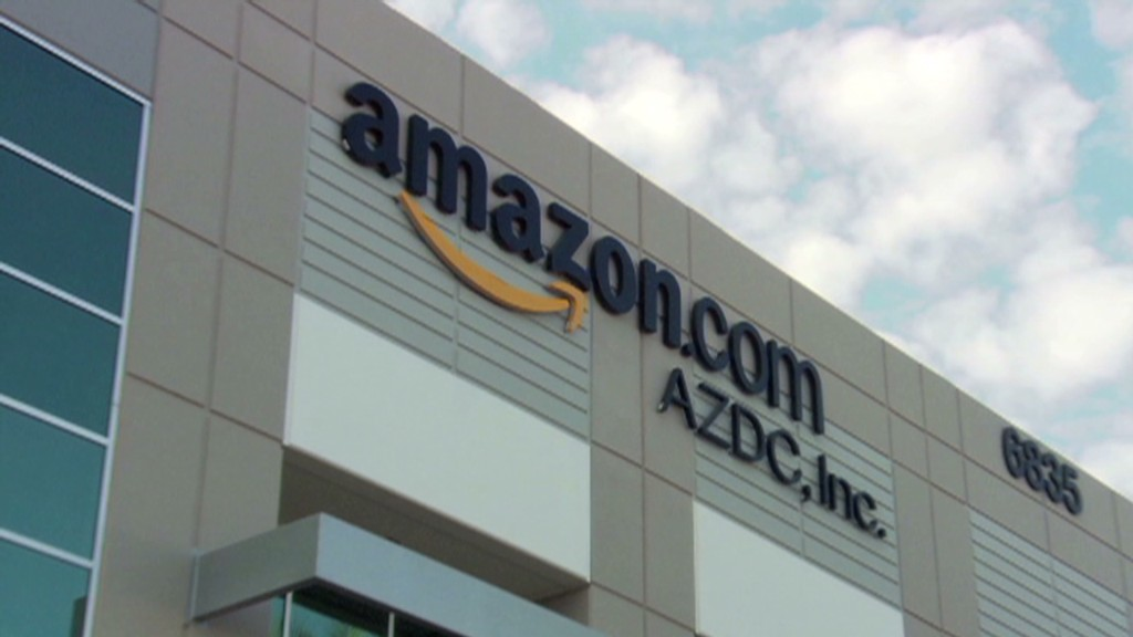 Investors like Amazon 3D phone chatter
