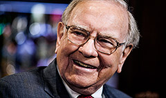 Lunch with Warren Buffett goes for $2.2 million