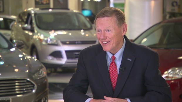 What's next for Ford's Alan Mulally?