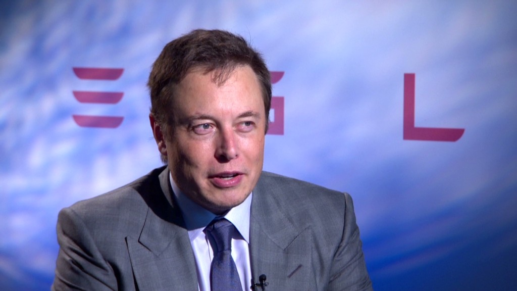 Elon Musk: Big risks 'make me unhappy'