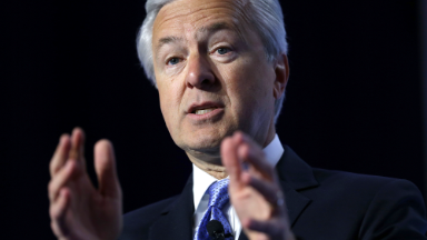 Wells Fargo CEO is 'sorry' -- but he's not stepping down