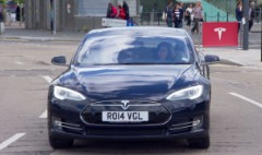 Tesla reveals the D: Two motors and all-wheel-drive