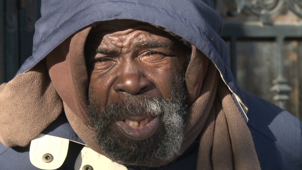 Voices of the homeless