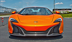 McLaren 650S: A supercar for real driving