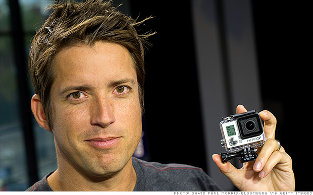 nick woodman gopro ipo