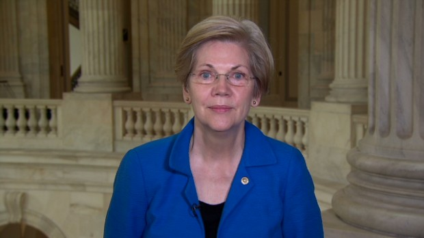 Sen. Warren pushes for student loan reform