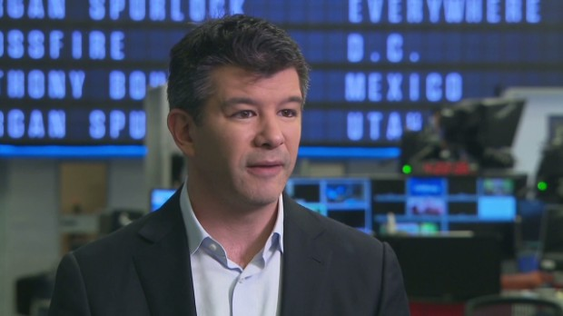 Uber CEO: 'Our growth is unprecedented'