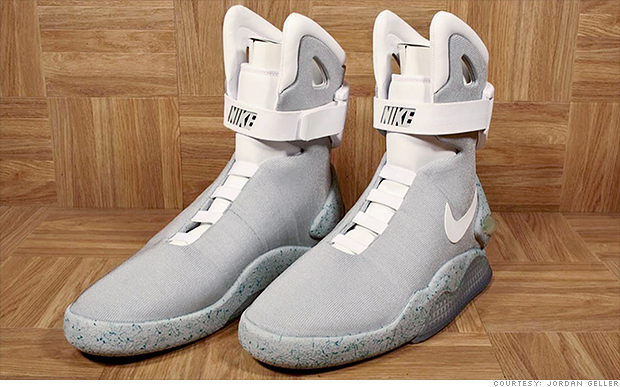 nike mag sneaker