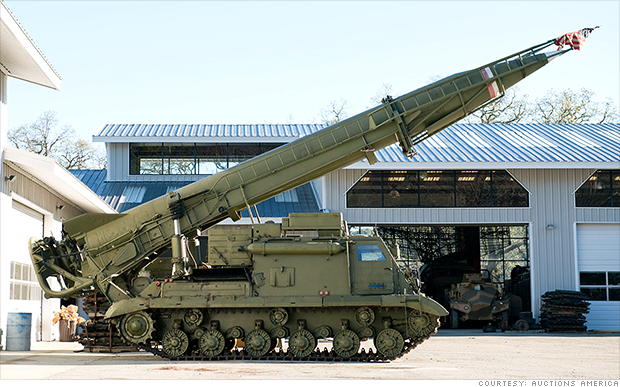 tank auction scud a
