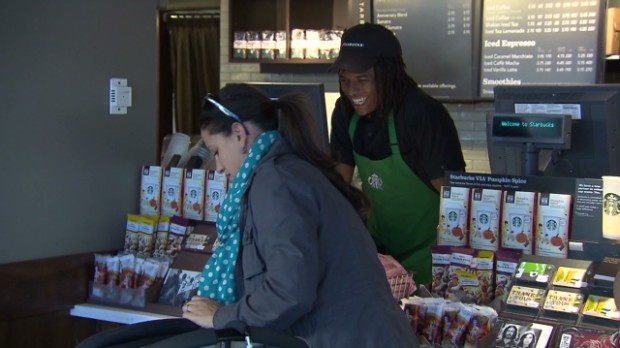 Starbucks CEO: Paying tuition helps brand
