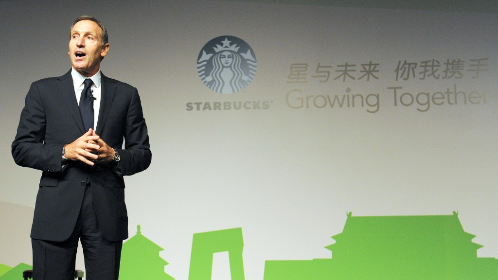 Why Starbucks talks to parents in China
