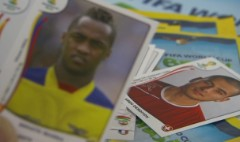 Fans spend hundreds on World Cup stickers