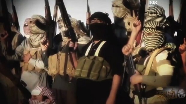 ISIS selling oil on the black market