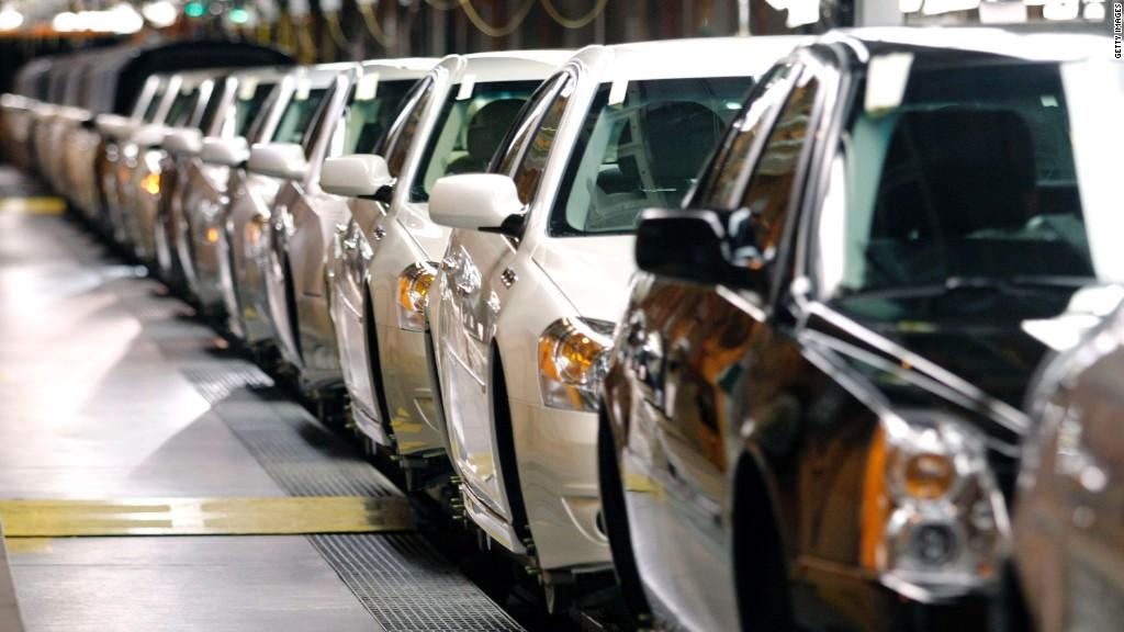 GM recalls top 20 million this year
