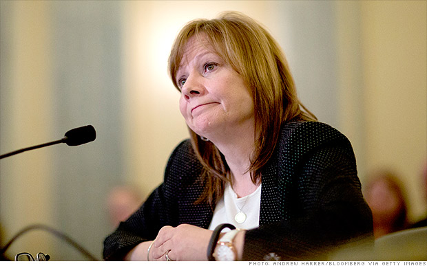 mary barra gm