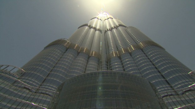 The world's next tallest building?