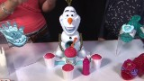 Exclusive peek at Frozen's new toys