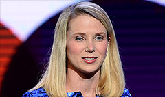 Despite Mayer, Yahoo leadership overwhelmingly male
