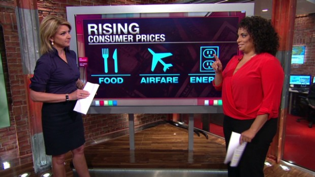 Consumer price hikes hit your wallet