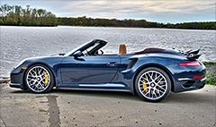 Porsche 911 Turbo S: Crazy expensive and worth it