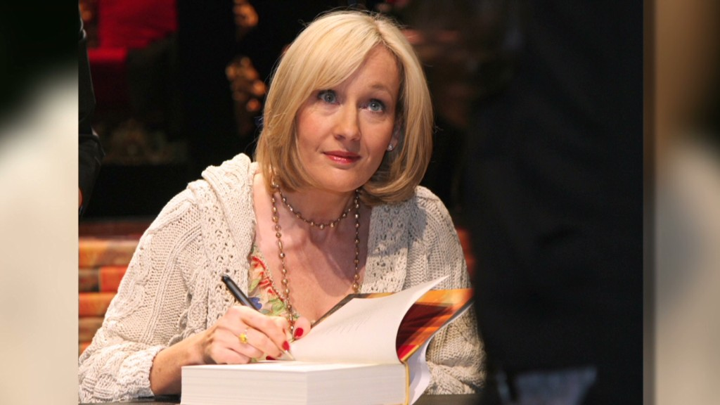 Amazon delays new J.K. Rowling book